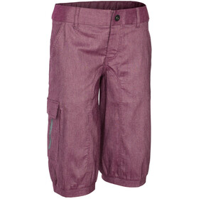ION Seek Bike Shorts Dame pink isover